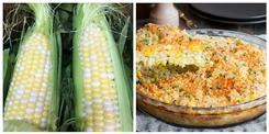 Corn Pie | Riverside Farm, North Berwick, ME