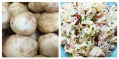 Bacon Ranch Potato Salad Recipe | Riverside Farm
