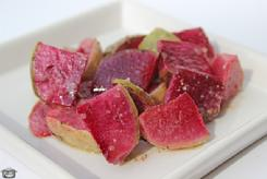 Butter Roasted Watermelon Radishes